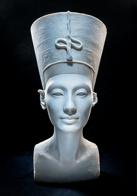 , '+++++++ (The Other Nefertiti),' 2015, Nome