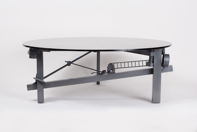 ", '""ISCTL"" Table,' 2015, Patrick Parrish Gallery"