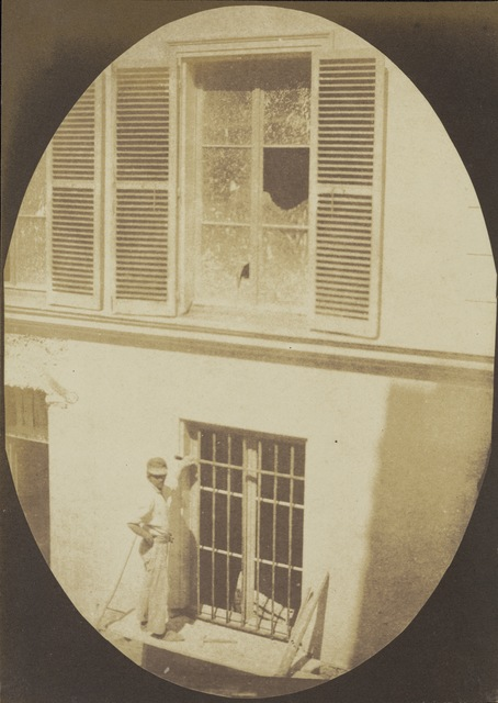 , 'Construction Worker, Paris,,' About 1845-1847, J. Paul Getty Museum