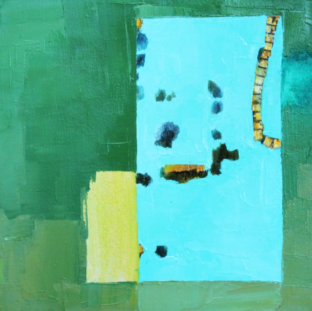 , 'Grid Study,' 2017, Fernando Luis Alvarez Gallery