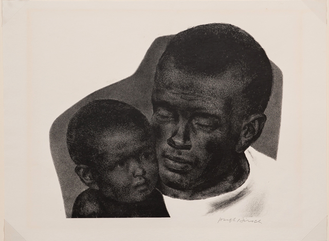 Joseph Hirsch, 'Father and Son', 1945, RoGallery