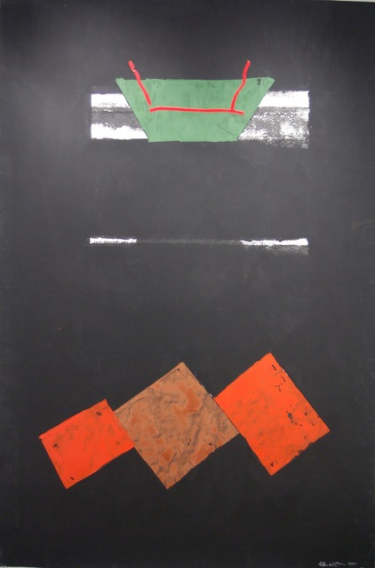, 'Untitled,' 1991, Atrium Gallery