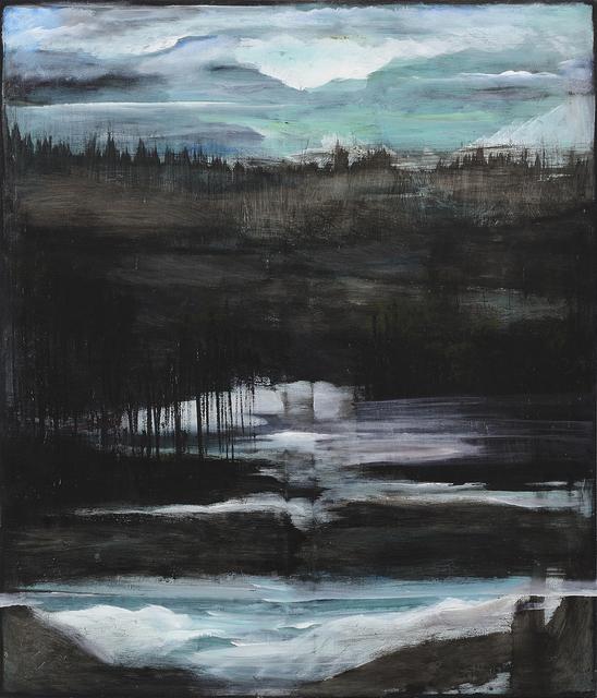 , 'orwell,' 2014, Charles Nodrum Gallery