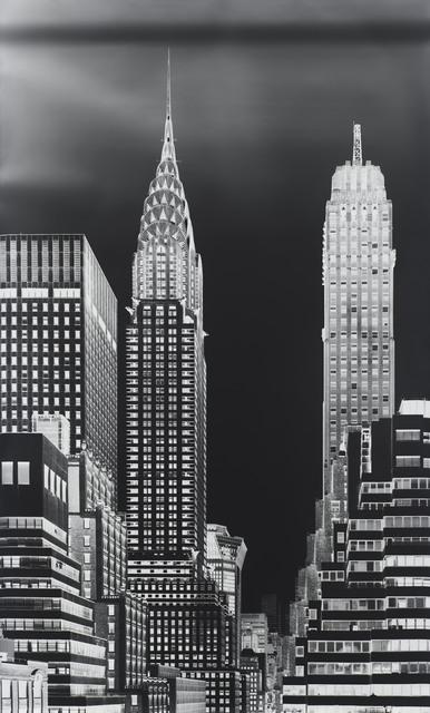 , 'Chrysler Building, XIII: June 29, 2016,' 2016, Alfonso Artiaco