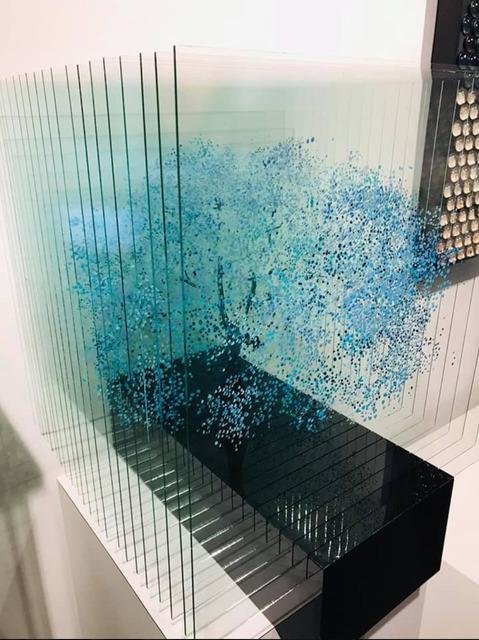 , 'Blue Tree III,' 2019, FREMIN GALLERY