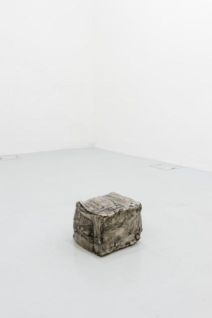 , 'Blocco (città),' 2017, Studio Trisorio