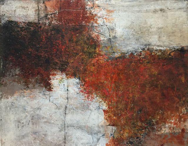 , 'Swedish Red, I,' ca. 2015, Thomas Deans Fine Art
