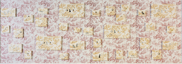 , 'Patterns of Behavior,' 2004, Collezione Maramotti