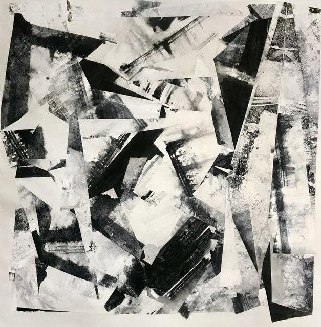 , 'Abrasive Surface 磨擦的表象,' 2018, Ink Studio