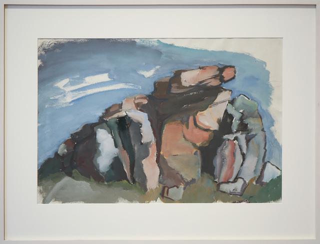 , 'Rocks Near Gallup,' ca. 1945, David Richard Gallery