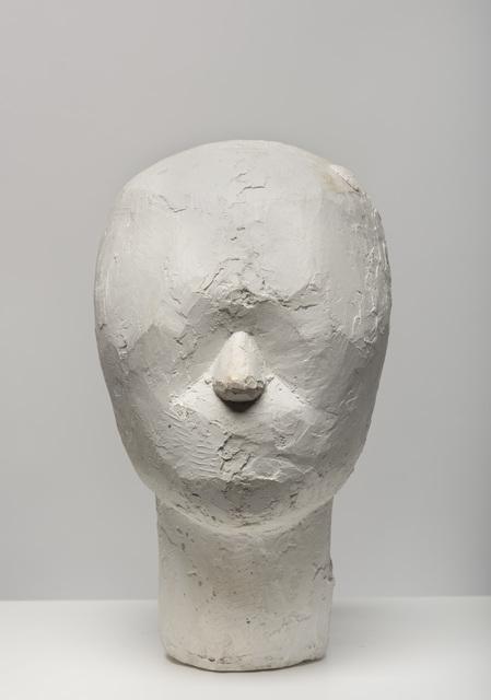 , 'Head,' 1971, New York Studio School