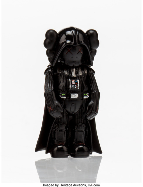 KAWS, 'Mini Darth Vader', 2013, Heritage Auctions