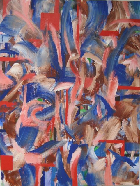 Joseph Glasco, 'Untitled (GE #885)', 1995, Talley Dunn Gallery