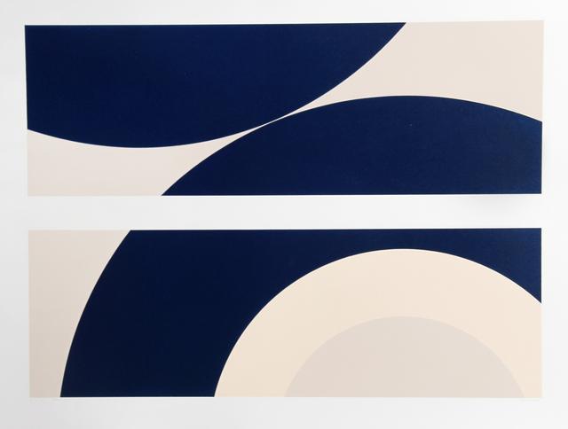 Nassos Daphnis, 'SS 8-78', 1978, Print, Silkscreen, RoGallery