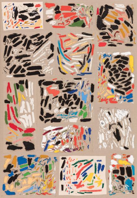 , 'Untitled (smears),' 2019, Stevenson