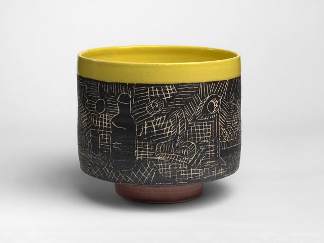 , 'Sgraffito Bowl,' 2017, Whitechapel Gallery