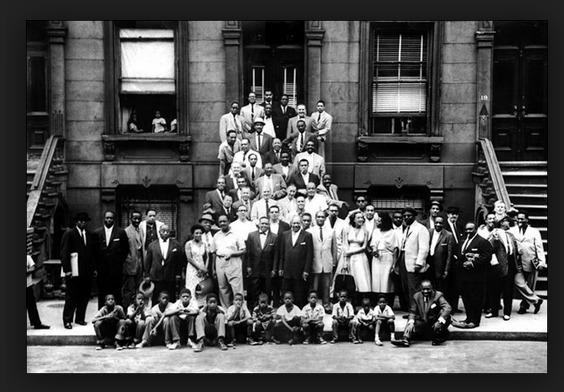 Art Kane, 'Harlem', 1958, Photography, Silver Gelatin print, Ilon Art Gallery