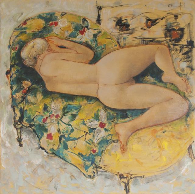 , 'Carolyn,' 2014, Galleria Ca' d'Oro