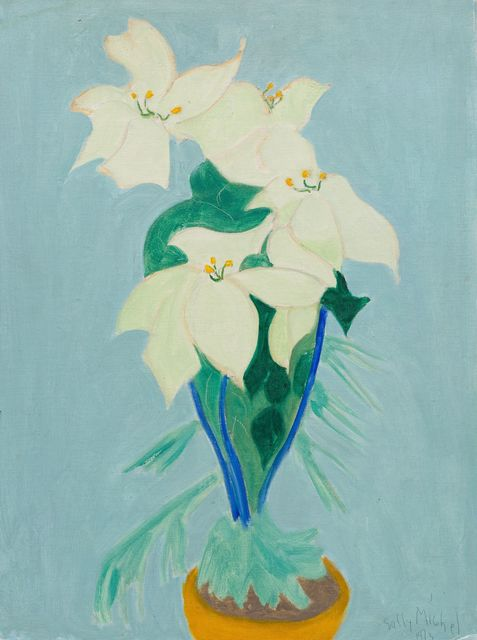 Sally Michel, 'White Flowers', 1973, Childs Gallery
