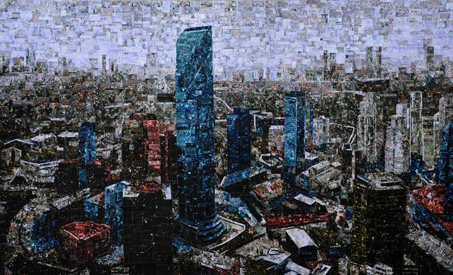 , 'İstanbul II,' 2014, Artnivo