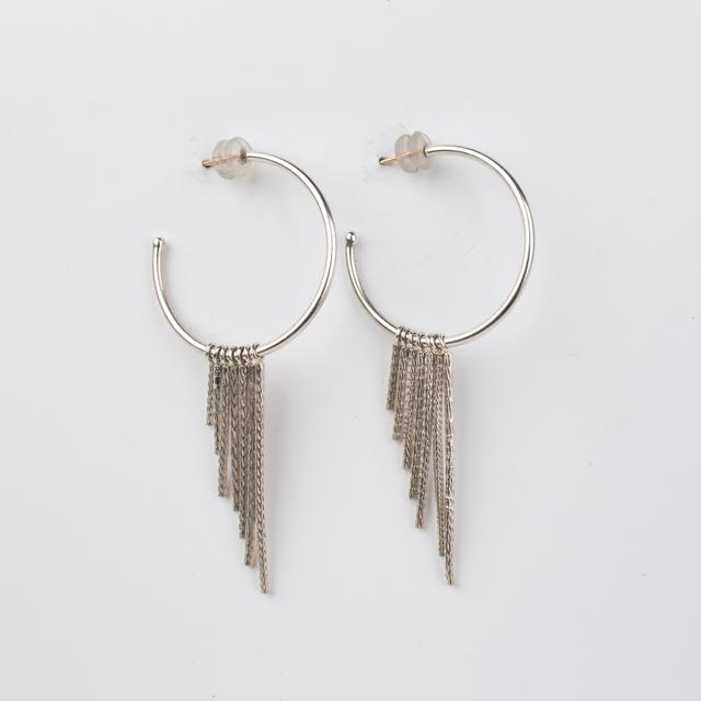 , 'Sparkle Earrings,' , Ruckus Art Gallery