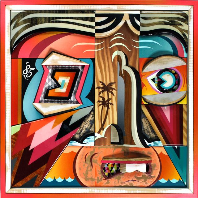 , 'King Tide,' 2017, Paradigm Gallery + Studio