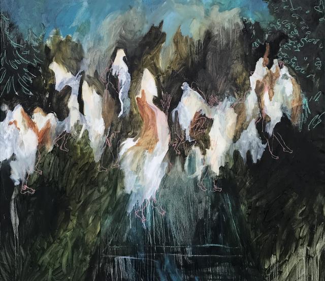 , 'Gossamer,' 2017, Bau-Xi Gallery