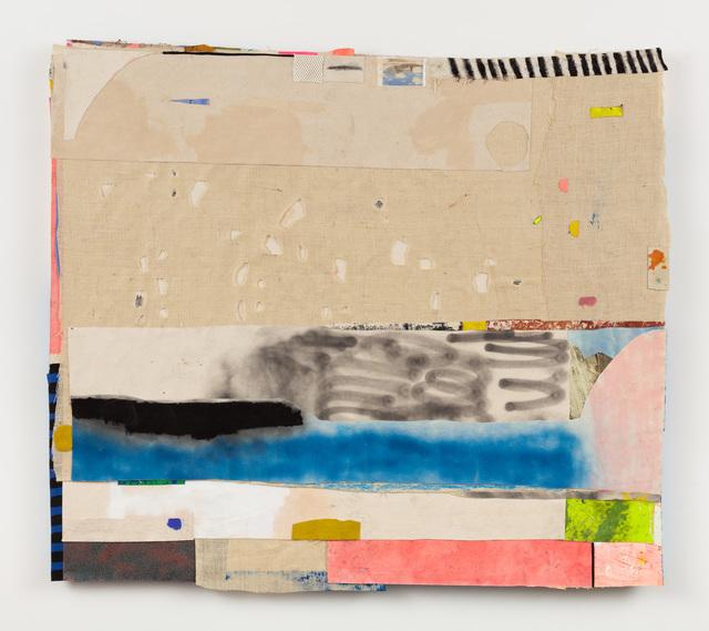 , 'Dune Mirage,' 2019, Rachel Uffner Gallery