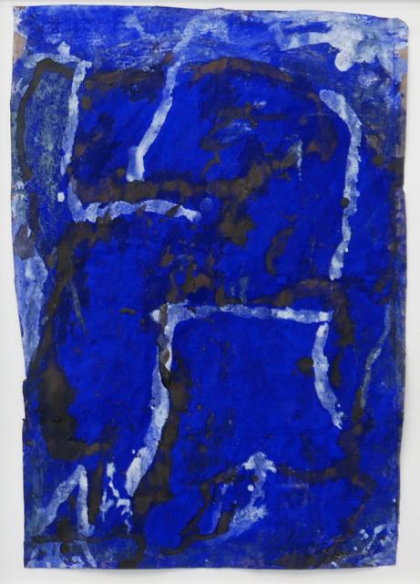Emil Schumacher, 'G-9/1987', 1987, Galerie Ostendorff