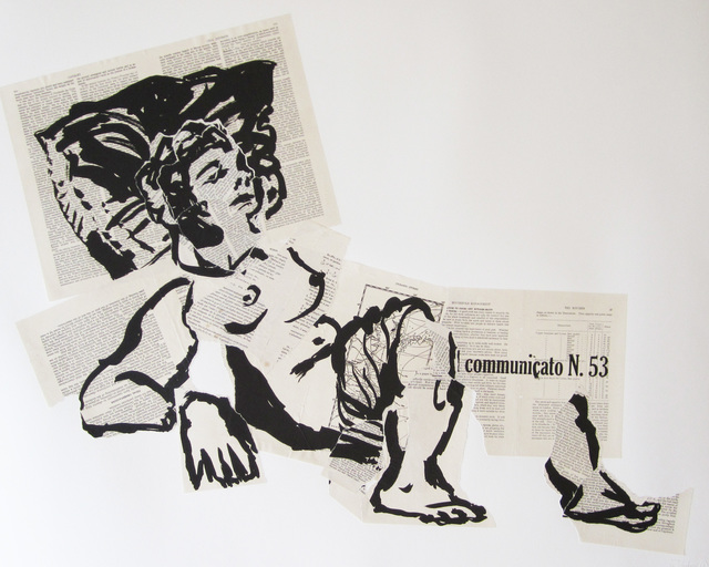 , 'Olympia 53,' 2007, Robert Brown Gallery