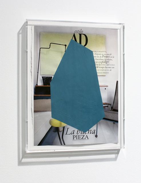 , 'Intrusion Over Good Style (N°14),' 2013, Josée Bienvenu