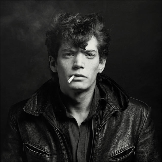 Robert Mapplethorpe, 'Self Portrait', 1980, ARoS Aarhus Art Museum