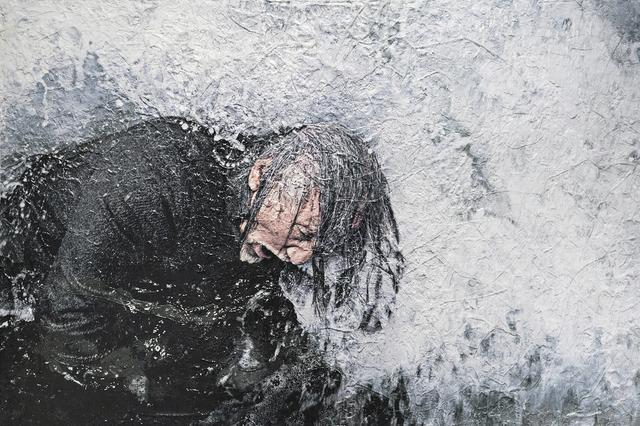 , 'Wave #02,' 2016, Micheko Galerie