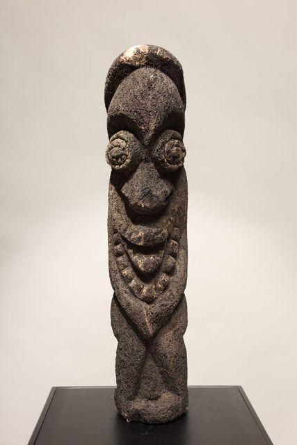 , 'Vanuatu Fern Tree Initiation Figure #3,' Early 20th Century, Bill Lowe Gallery