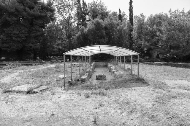 , 'Platons School, Athens (GR), 01,' 2017, DAS ESSZIMMER