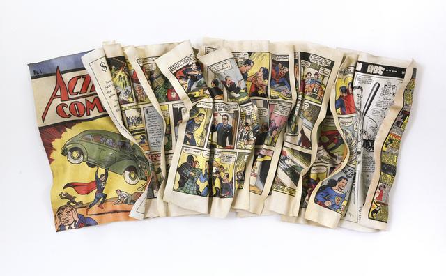 , 'Superman #1,' 2016, Galerie de Bellefeuille