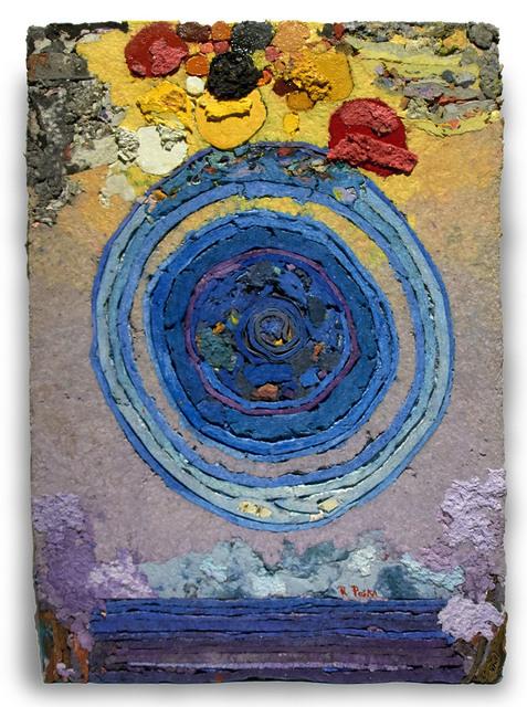 , 'DECKLE EDGE-SUNSPOT-RAINDROP SERIES XV,' ca. 1990, Jerald Melberg Gallery