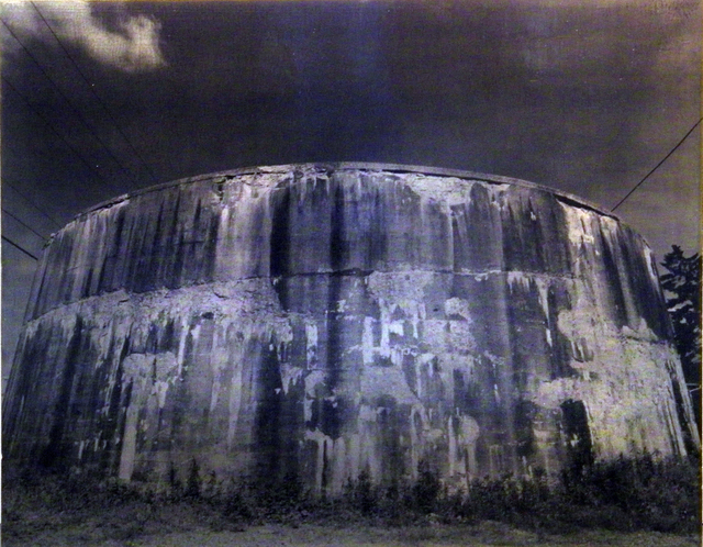 , 'Lava Tank,' 1994, Atrium Gallery