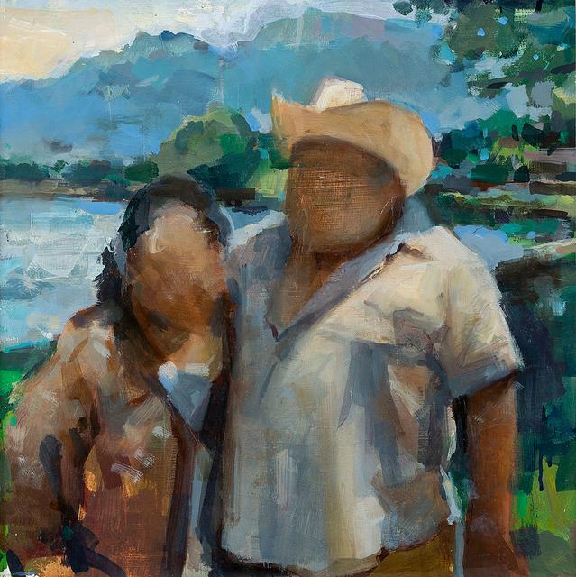 , 'Untitled, Garland of Hours,' 2018, Spoke Art