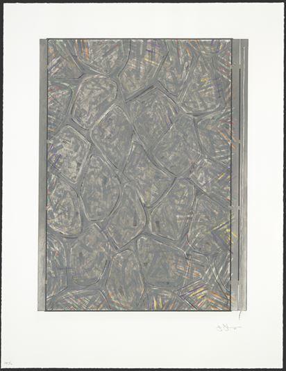 Jasper Johns, 'Within', 2007, Eckert Fine Art