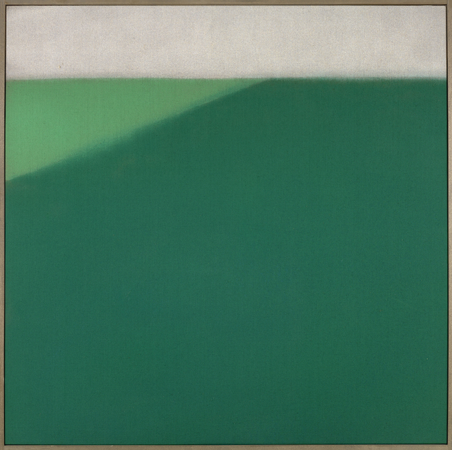 , 'Untitled (Green),' 2014, Berry Campbell Gallery