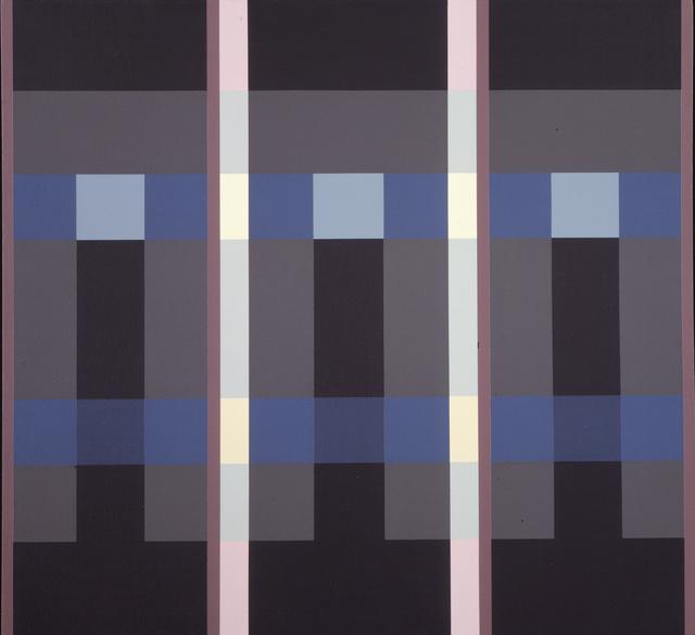 , 'Acrylic No. 6,' 1982, Leon Tovar Gallery