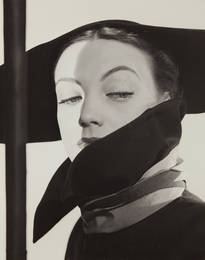 Erwin Blumenfeld, 'Hat Fashion, Dior, New York,' ca. 1946, Phillips: Photographs (April 2017)