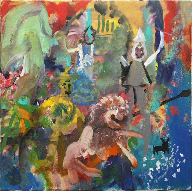 Huey Crowley, 'Wizard of the Hood', 2018, Tatjana Pieters