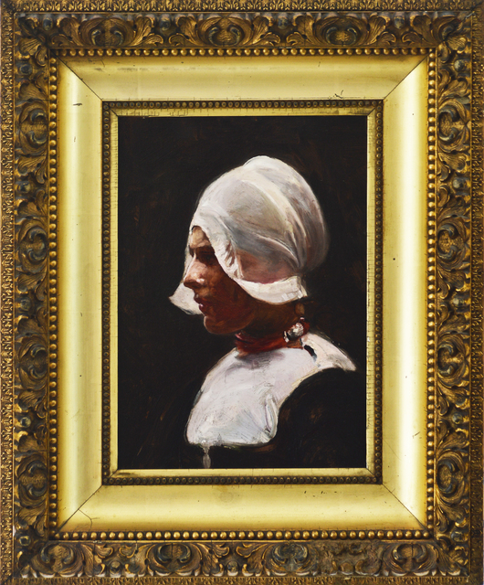 , 'Head of a Girl,' , Eisele Fine Art