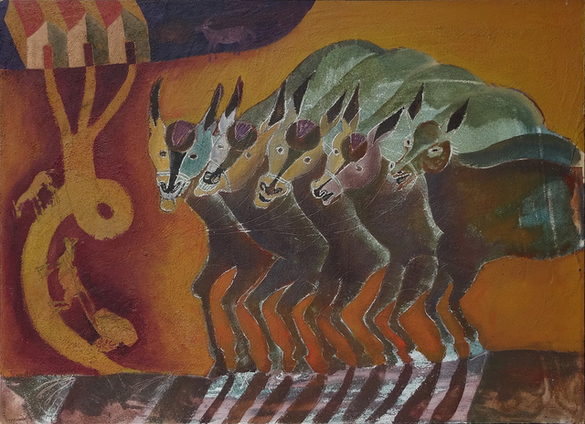 , 'El Camino,' 1969, Galeria Enrique Guerrero