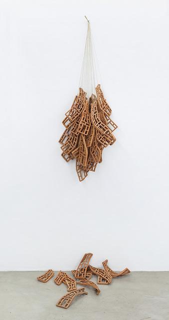 , 'Guillotine (Cacho) ,' 2016, SKETCH