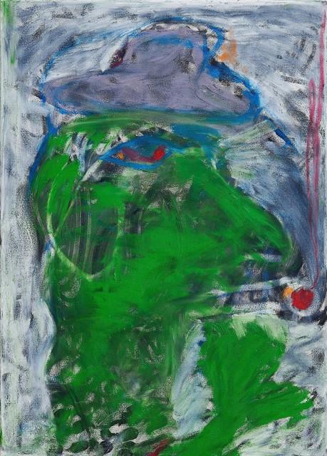 Cameron Platter, 'Green Man', 2018, Gallery 1957