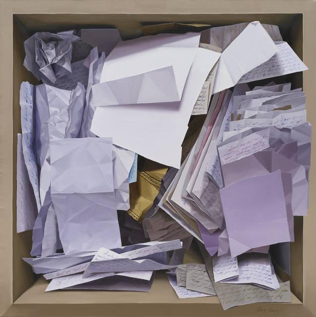 , 'Filed Papers,' 2018, ArteMorfosis - Galería de Arte Cubano