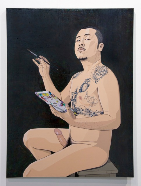 , 'Traditional Self Portrait / 傳統自畫像,' 2015, Perrotin